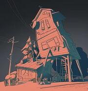 Странный дом1