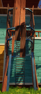 Бета 3 лестница