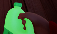 Большая бутылка молока13