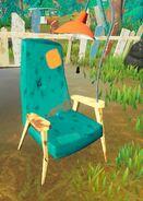 Кресло из HN2 Alpha 1,5