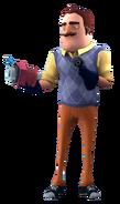 Character Renders Neighbor 1