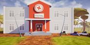 HospitalCrowBoooks