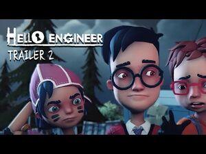Hello Engineer - Trailer 2 - Hello Neighbor Construction Game