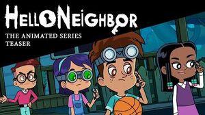 Hello Neighbor TV Show Breaking & Entering Teaser