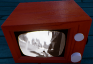 Included TV in the Alpha 2