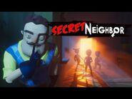 Secret Neighbor E3 Announcement Trailer - Hello Neighbor Multiplayer