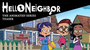 Hello Neighbor Animated Series Teaser What Happens after Act 1