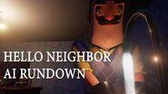 Hello Neighbor AI Rundown