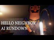 Hello Neighbor- AI Rundown
