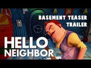 Hello Neighbor - Basement Teaser Trailer