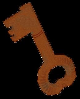 Copper Key