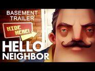 Hello Neighbor Basement Gameplay (Trailer -2)