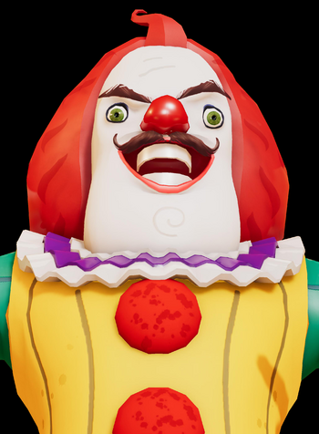 Secret Neighbor (Clown)