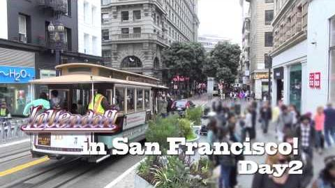 LoVendoя in San Francisco!