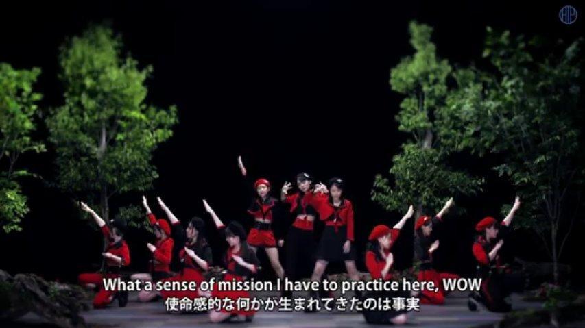 Morning Musume - Ai no Gundan (Dance Shot Ver