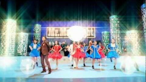 モーニング娘。_『Mr.Moonlight_~愛のビッグバンド~_』_(MV)