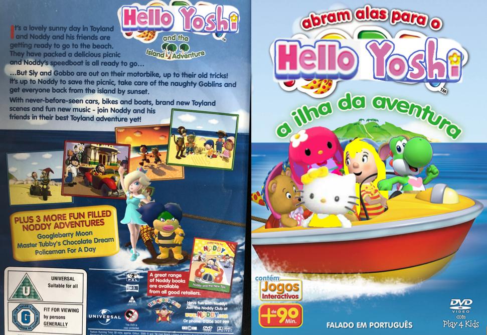 Hello Yoshi And The Island Adventure Hello Yoshi Wiki Fandom