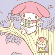 Sanrio Characters My Melody--Risu Image001
