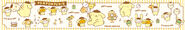 Sanrio Characters Pompompurin--Muffin--Bagel--Scone--Mint (Pompompurin)--Tart--Powder Image001