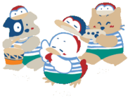 Sanrio Characters Brownies Story Image002
