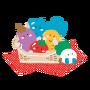 Sanrio Characters Country Fresh Veggies Image004