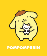 Sanrio Characters Pompompurin--Muffin Image001