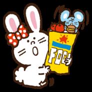 Sanrio Characters Bunny and Matty Image006