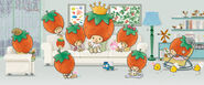 Sanrio Characters Strawberry King--Tuffy--Tommy--Dandy--Crybaby--Socrates--Stinky--Candy (Strawberry King) Image006