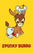 Sanrio Characters Spunky Burro Image004
