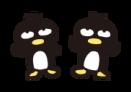 Sanrio Characters Badtz Twins Image002