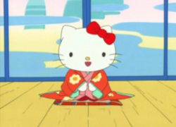 Hello Kitty in a kimono.png