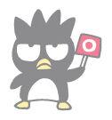 Sanrio Characters Badtz-Maru Image022