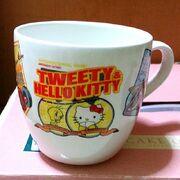 Rare vintage hello kitty tweety collaboration mug 1492270422 dbe469cb.jpg