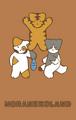 Sanrio Characters Noranekoland Image007