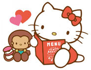 Sanrio Characters Hello Kitty--Tim Image001