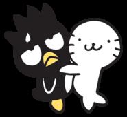 Sanrio Characters Badtz-Maru--Hana-Maru Image001