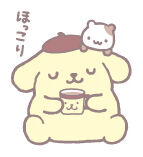 Sanrio Characters Pompompurin--Muffin Image005