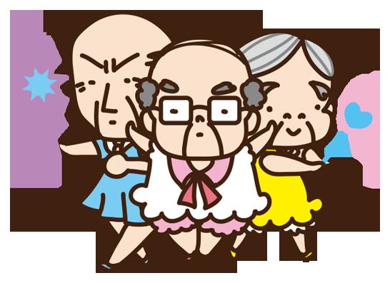 Chunenheroine Ojisan's