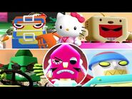 Hello Kitty- Roller Rescue All Bosses (Gamecube, PS2, XBOX, PC)