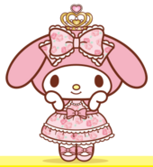 Sanrio Characters My Melody Image036