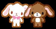 Sanrio Characters Kurousa--Shirousa Image007