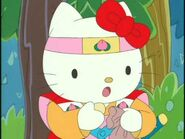 Hello Kitty's Animation Theater Momotaro