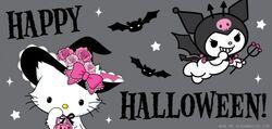 Sanrio Characters Charmmy Kitty--Kuromi--Halloween Image001.jpg