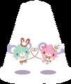 Sanrio Characters Cocoa--Vanilla (Sugarbunnies) Image004
