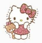 Sanrio Characters Hello Kitty--Tiny Chum Image009