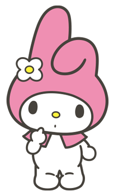Sanrio Characters My Melody Image030.png