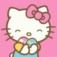 Sanrio Characters Hello Kitty--Easter Image001
