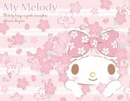 Sanrio Characters My Melody Image041