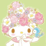 Sanrio Characters My Melody Image045