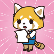 Sanrio Characters Aggretsuko Image003